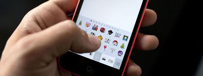 Apple vuole emoji multietniche