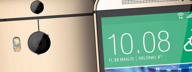 "Lollipop ritarda su HTC One (M7) e (M8) ""carrier"""