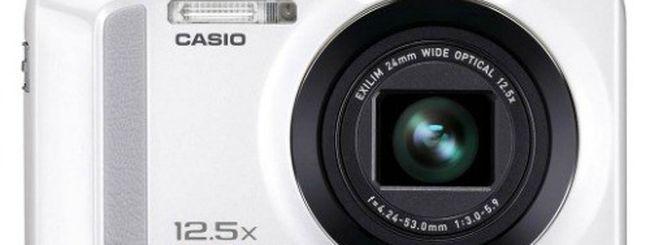 Novità Casio: G-Shock e la compatta Exilim EX-ZR200