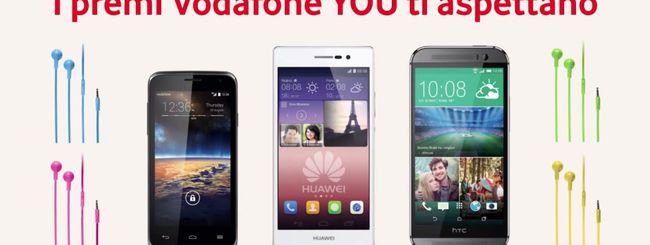 A giugno, Vodafone You sconta gli smartphone