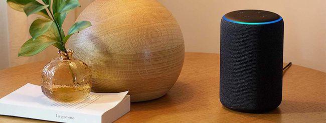 Amazon Echo funziona anche da interfono