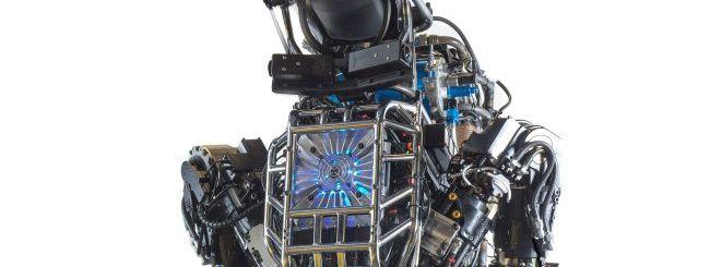 ATLAS, robot umanoide per attività di soccorso