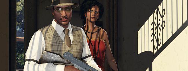 GTA 5 festeggia un San Valentino assassino