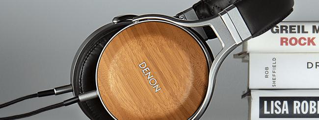 Denon presenta le cuffie di lusso AH-D9200s