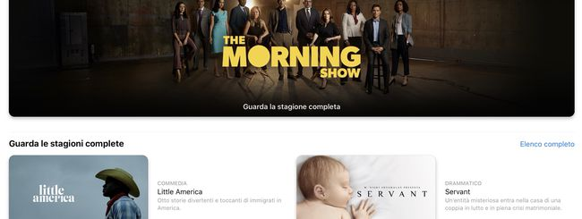 L'app Apple TV è disponibile anche in Italia su alcuni televisori LG 2019