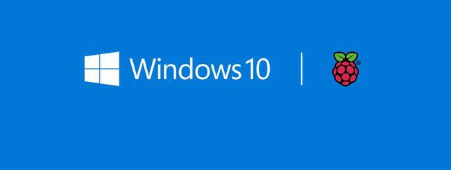 Microsoft rilascia Windows 10 IoT Core Build 10556