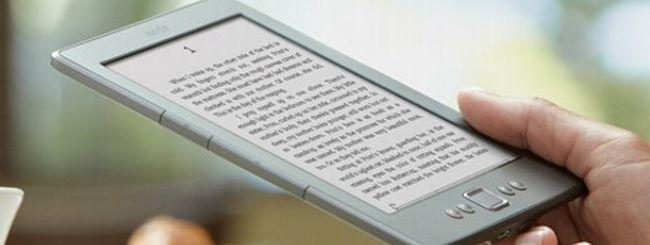 Amazon festeggia il successo di Kindle