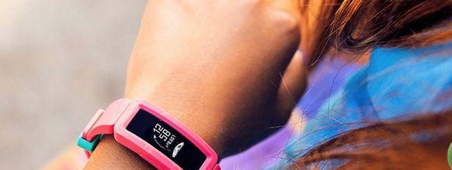 Fitbit, al via le vendite di Ace 2