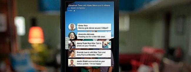 Facebook Home è una copia di Windows Phone