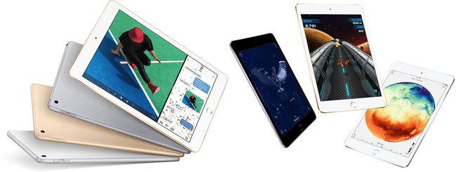 Nuovi iPad 2019: stesso design, tasto Home e prezzo di 359€