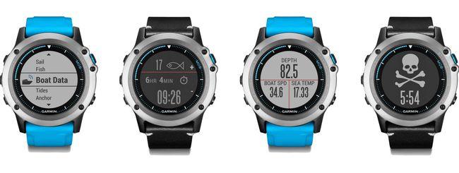 Garmin quatix 3, lo smartwatch per attività marine