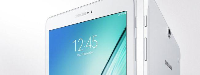 Galaxy Tab S3, nuove informazioni dal manuale