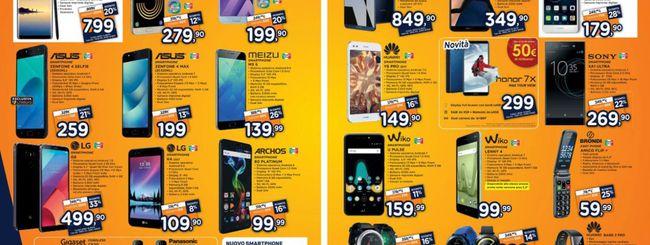 Volantino Natale Unieuro, iPhone 8 Plus a 879 euro