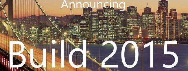 Microsoft Build 2015: focus su Windows 10 e cloud
