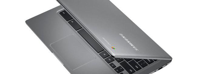 Samsung annuncia i nuovi Chromebook 2