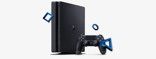 PS4 sfida Nintendo Switch con super sconti