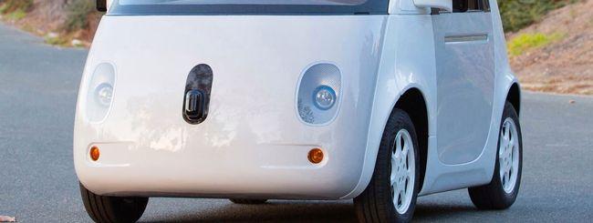 Google self-driving car: ecco il prototipo