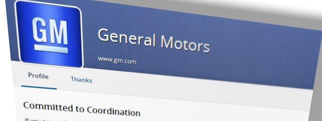 General Motors: hacker, cercate i nostri bug