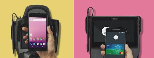 Android Pay arriva in Belgio: quando in Italia?