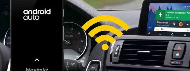 Nuovo Android Auto con modalità wireless