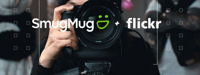 SmugMug, Flickr