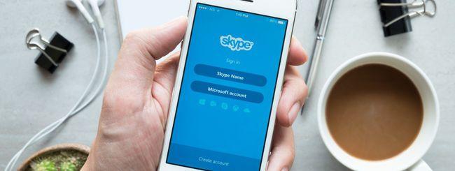 Cortana arriva su Skype