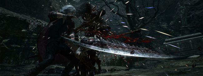 Devil May Cry 5 Special Edition, la furia di Dante
