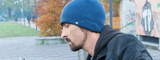 Hi-Fun, cappello con cuffie e microfono per Natale