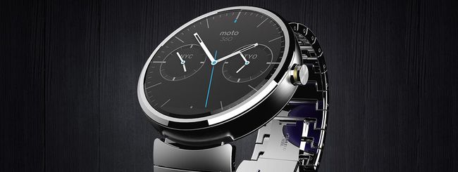 Motorola Moto 360 in preordine su Amazon Italia