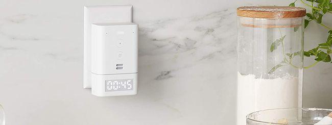 Amazon Echo Flex, arriva l'orologio intelligente