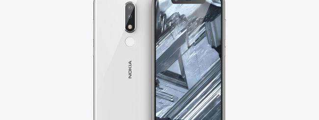 Nokia 5.1 Plus, annuncio posticipato da HMD Global
