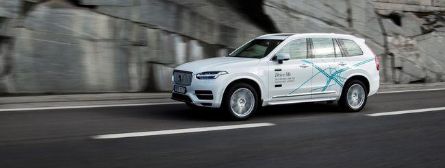 Volvo porta le self-driving car a Londra