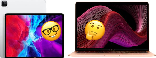 iPad Pro LiDAR & nuovi MacBook Air: Pro e Contro