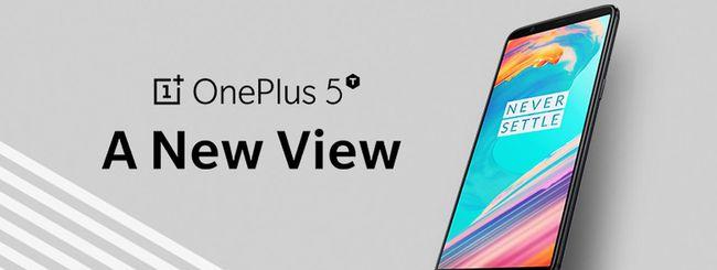 OnePlus 5T, Android 8.0 Oreo a gennaio?