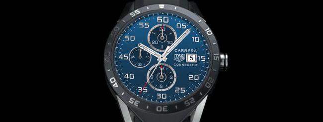 Tag Heuer annuncerà uno smartwatch modulare