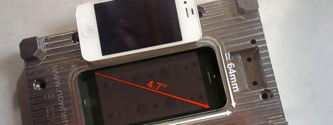 iPhone 6: gli stampi confermano i 4,7 pollici
