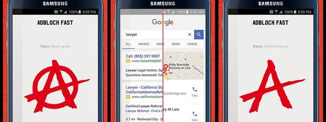 Adblock Fast ritorna sul Google Play Store