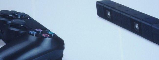 PS4: via la fotocamera Eye per abbassare il prezzo