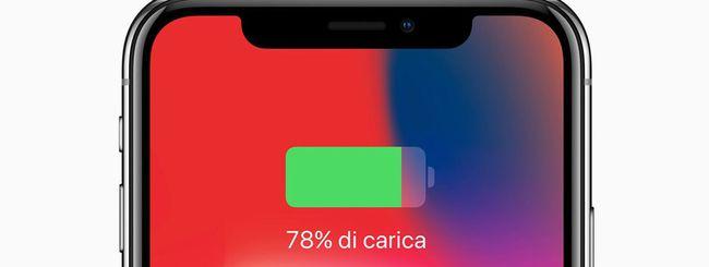 iPhone X: ricarica wireless più veloce in futuro
