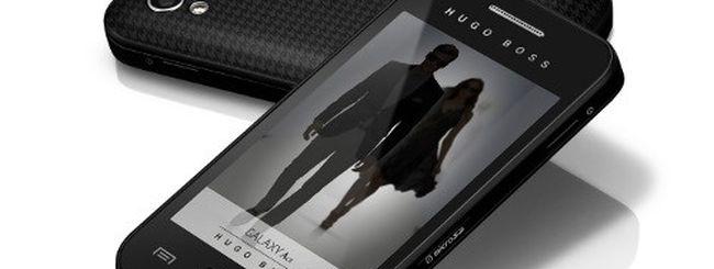 Samsung Galaxy Ace si veste di Hugo Boss