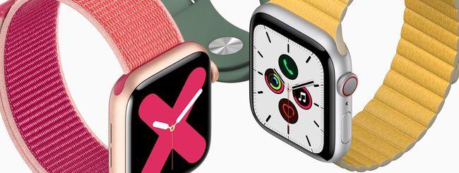 Apple Watch Series 5: presto in versione rossa?