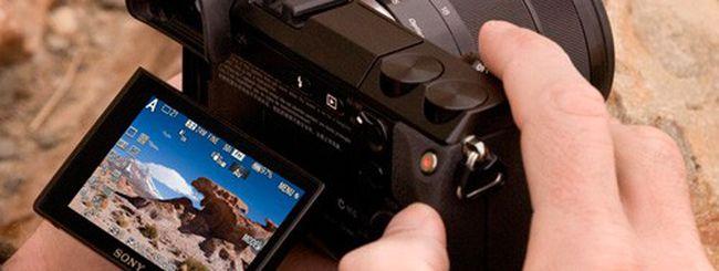 Sony svela le fotocamere A77, A65, NEX-7 e NEX-5N