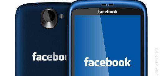 Facebook Smartphone demo