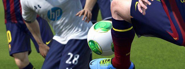 FIFA 14, online 37 minuti di gameplay