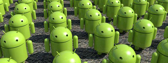 Android domina tra gli smartphone: 71% in Italia