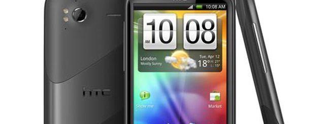 HTC presenta Sensation e debutta nel dual-core