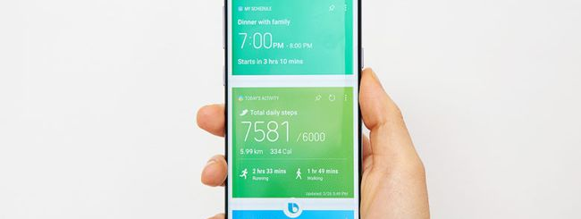 Samsung Bixby va a tempo di rap, e prende in giro Siri