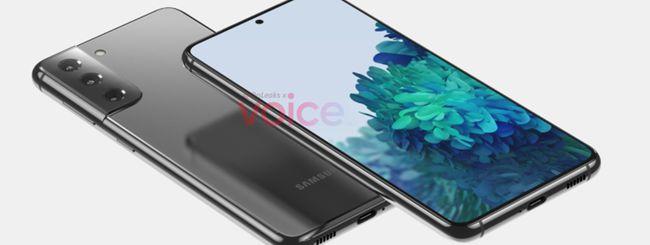 Samsung Galaxy S21, svelate le specifiche tecniche?