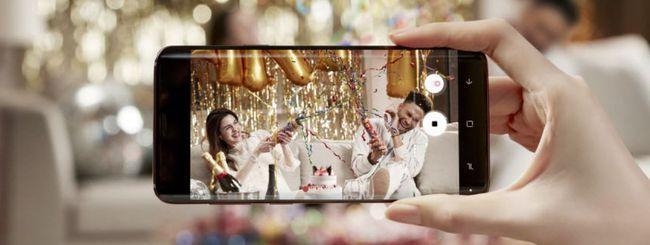 Samsung Galaxy S10, lettore di impronte laterale?