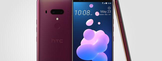 Android 9 Pie in arrivo su HTC U12+, U11+ e U11